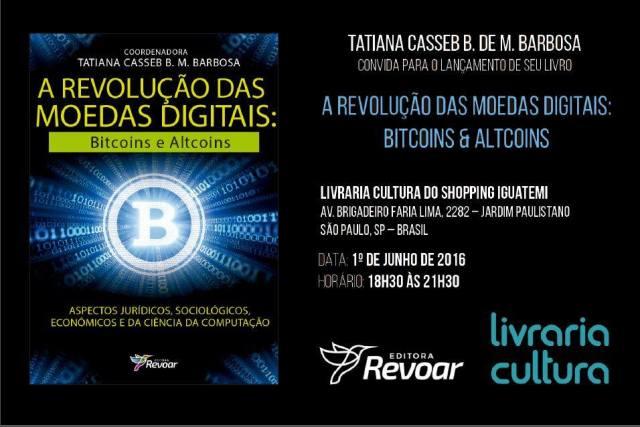 a revolução das moedas digitais. bitcoins e altcoins – tatiana casseb b. m. barbosa principal comércio de criptomoedas